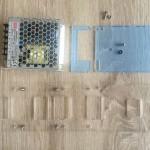 Teile für Netzteilbefestigung