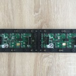 Vorbereiten der beiden P2.5 LED Panel