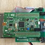 STM32 montieren